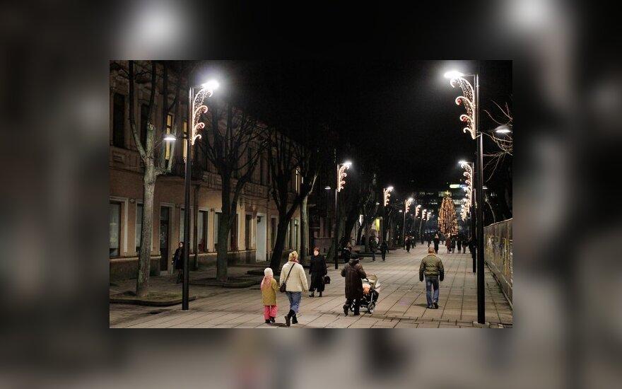 Tūkstantmečio metų palydose bus pristatytas didysis Kauno herbas
