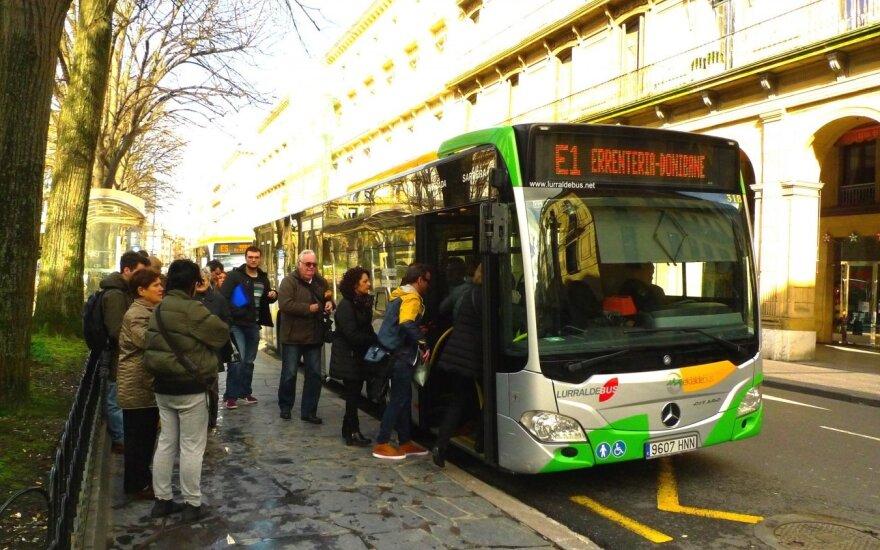 Ko Lietuva galėtų pasimokyti iš Baskų krašto: viešasis transportas (III dalis)