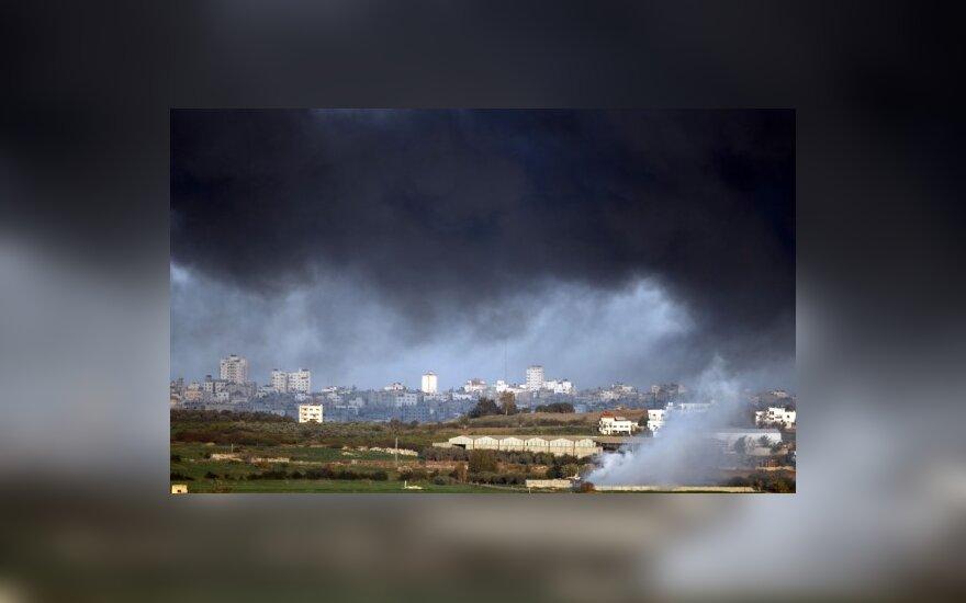 Įsakymas Izraelio kariams: jei nesate tikri, ar tai civilis – žudykit