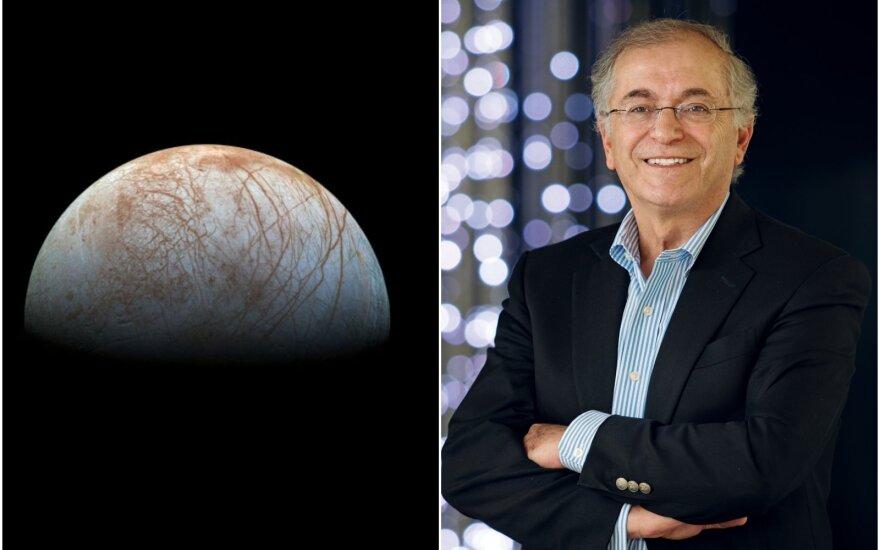 NASA ir Kalifornijos technologijų instituto profesorius Charlesas Elachi