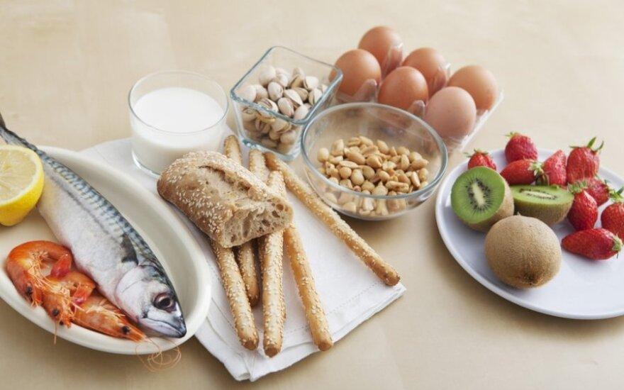 Alergija ar maisto netoleravimas – ne nuosprendis: 7 įpročiai, palengvinsiantys kasdienybę