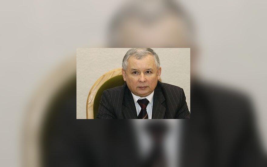 MP Jaroslaw Kazcynski