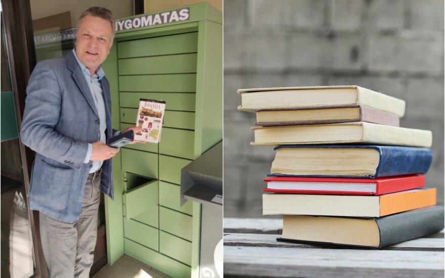Knygomatas Palangoje/ Robertas Trautmanas