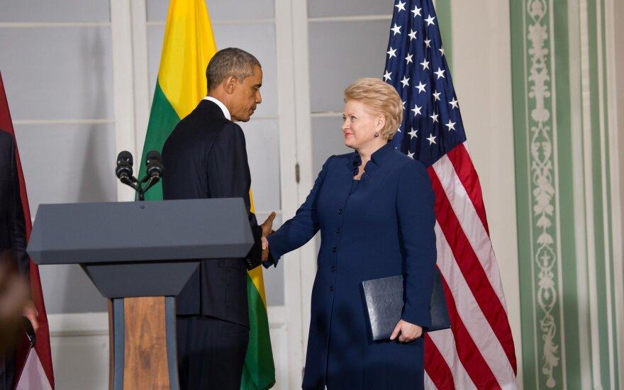 D. Grybauskaitė: aukų atminimas įpareigoja daryti viską, kad terorizmas būtų sustabdytas