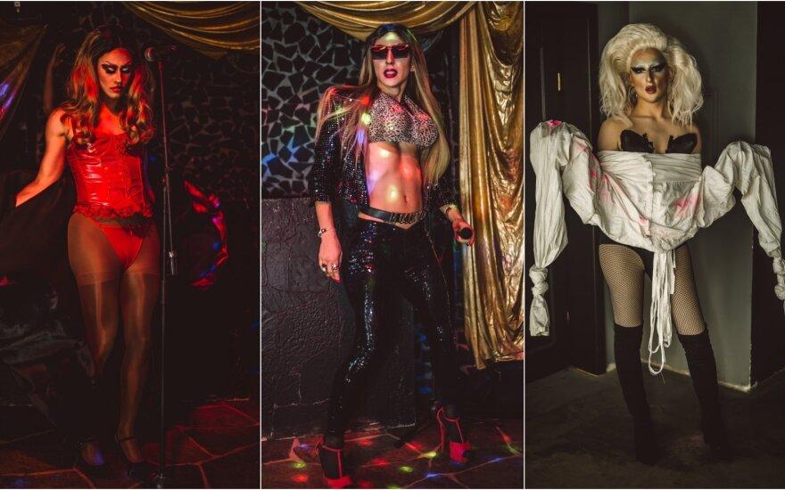 """Pirmoji Lietuvoje """"drag show"""" renginių serija /Foto: Audrius Dzimidavičius"""