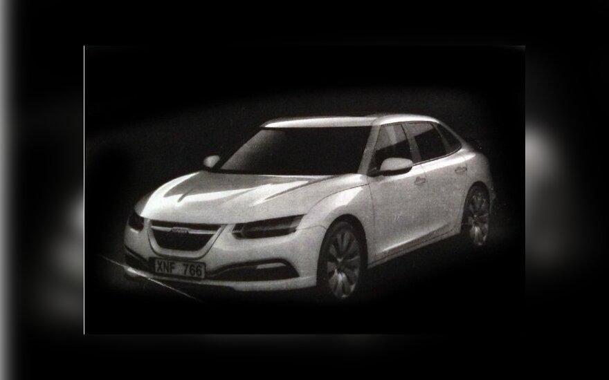 Saab 900 koncepcija. Saabsunited.com nuotr.