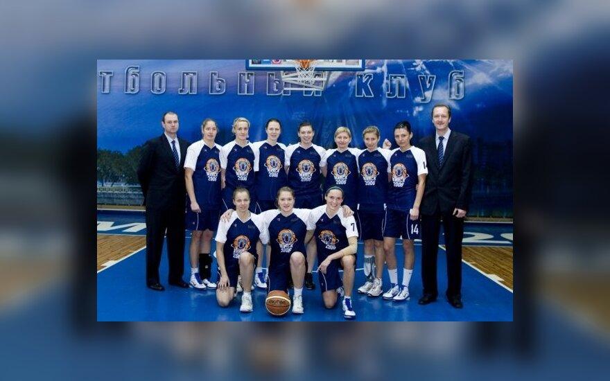 """Minsk-2006"" komanda (BWBL nuotr.)"