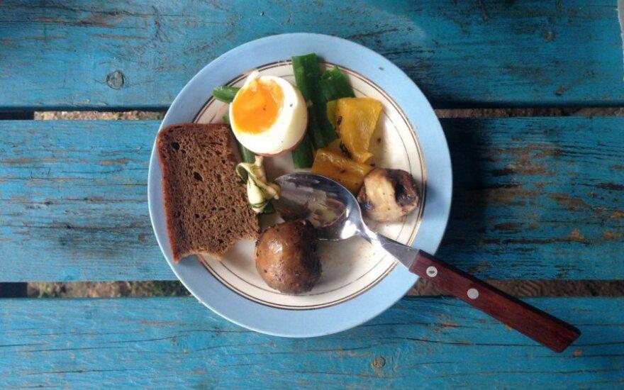 Valgėte daug kiaušinių? Mitybos specialistai turi ir gerų žinių