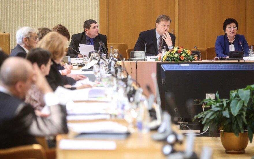 Darbą pradeda Seimo ir Pasaulio lietuvių bendruomenės komisija