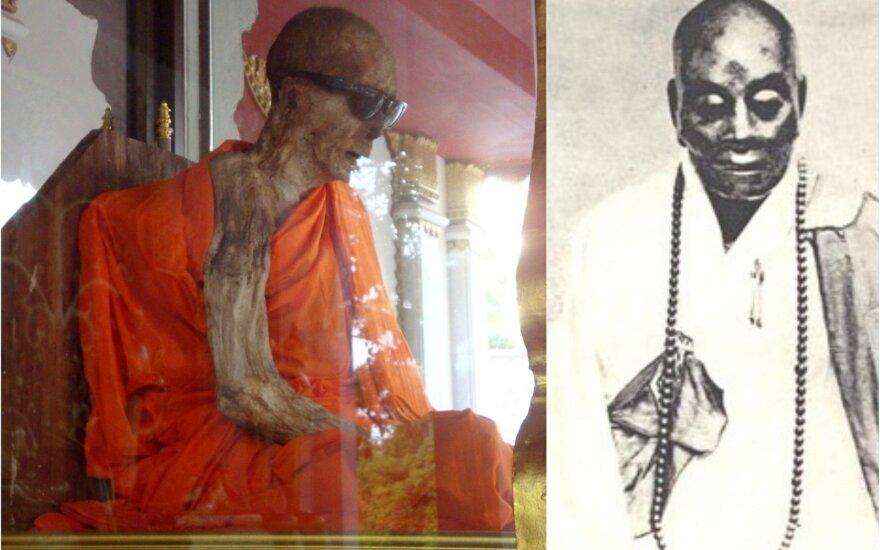 Mumifikavęs vienuolis
