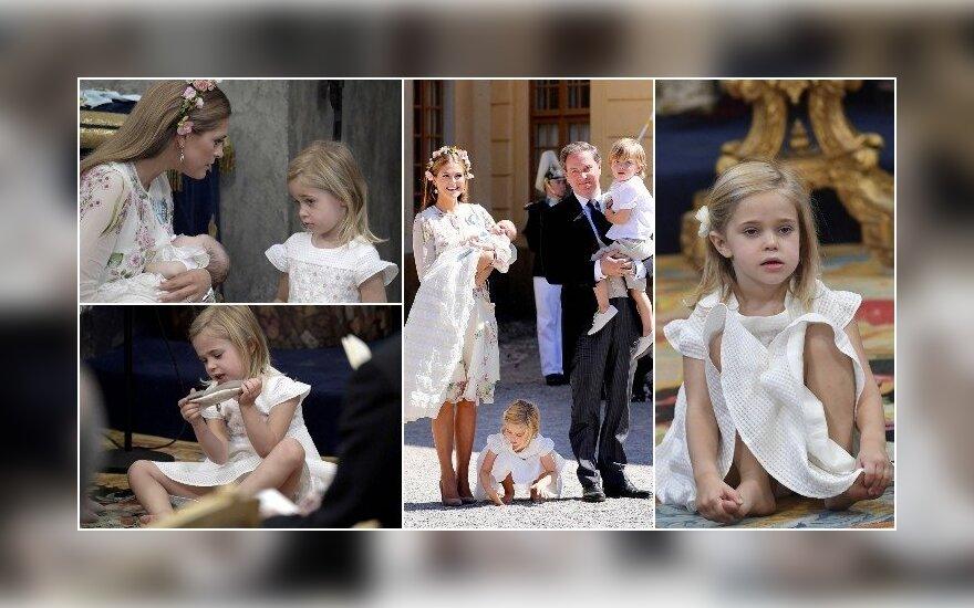 Mažoji Švedijos princesė