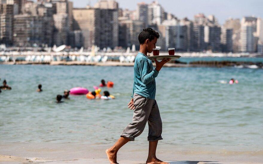 Įspūdingas Egipto ekonominis augimas daugumą gyventojų nuskurdino dar labiau
