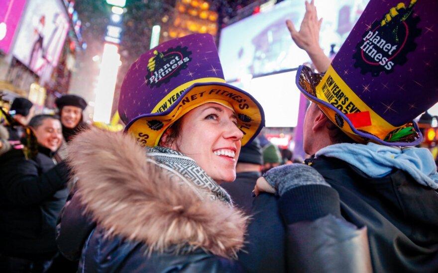 Naujųjų metų šventė pasaulyje