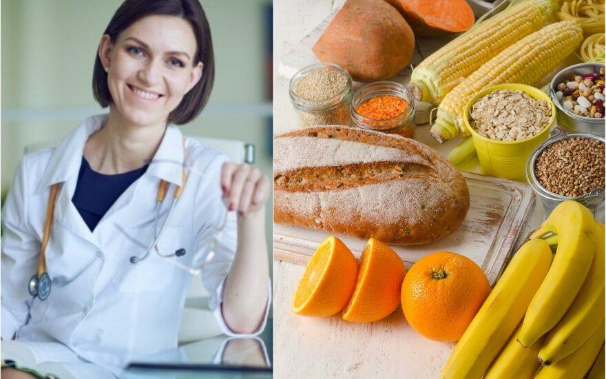 Gydytoja dietologė Lina Barauskienė