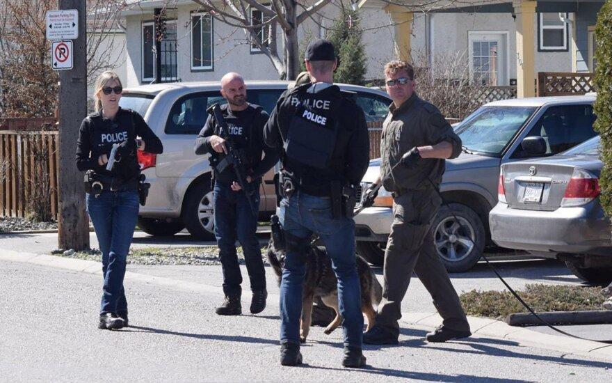 Kanados policija Pentinktone