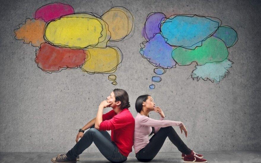 Nuraminti protą: 11 citatų, kurias verta prisiminti, kai išvargstame nuo per didelio galvojimo