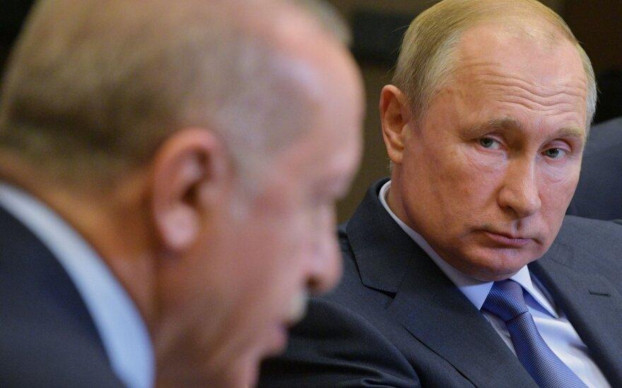 Recepas Tayyipas Erdoganas, Vladimiras Putinas