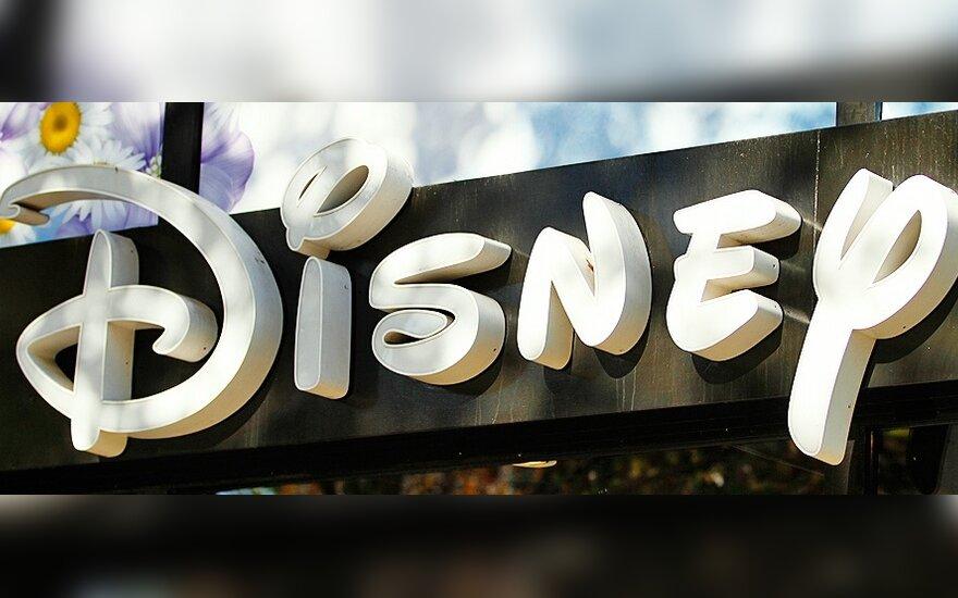"""Padidėjusios ESPN išlaidos smukdė """"Disney"""" akcijas"""