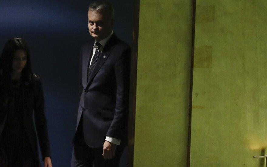 Buvę kitų prezidentų patarėjai Nausėdai vertinimų negaili: tik dabar pasimatė tikrosios prezidento pažiūros
