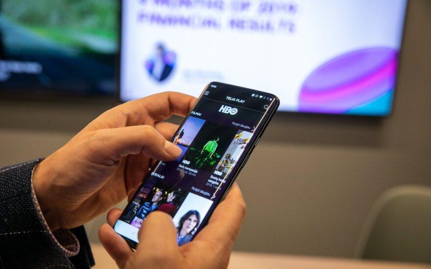 """""""Telia"""" pradeda atnaujinti mobilųjį tinklą su """"Ericsson"""" įranga"""