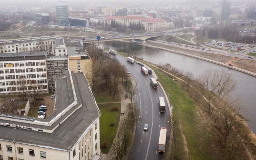 Lietuva ir kitos šalys ragina EK kuo greičiau įvertinti Mobilumo paketo poveikį