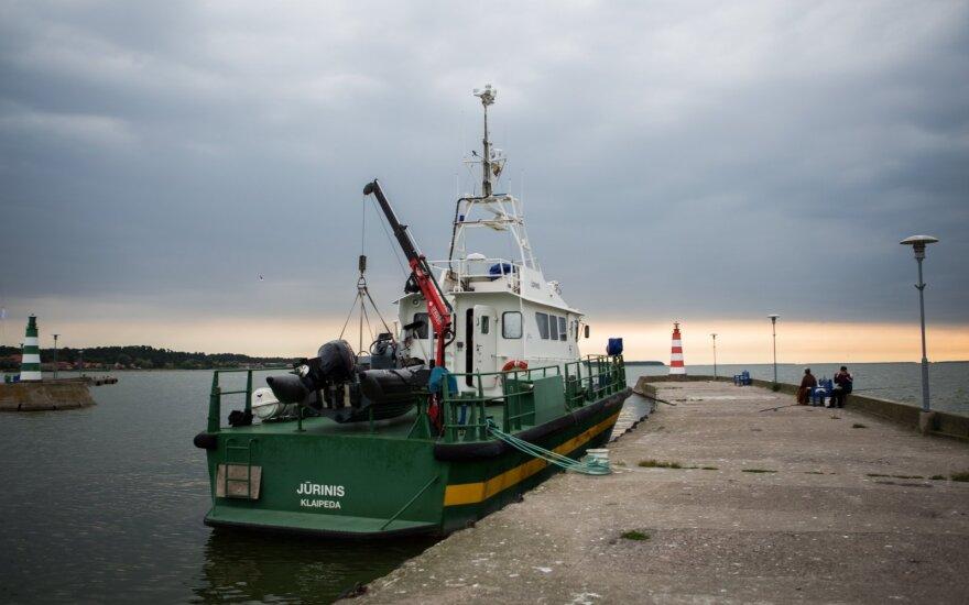 Po Baltijos jūros taršos tyrimo – sukrečiantys rezultatai: kai kurie teršalai normą viršija net 170 kartų