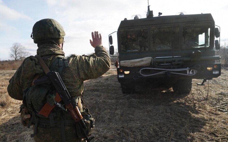 Saugumo eksperto žinia Baltijos šalims: Rusija galėtų smogti ten, kur kariniu požiūriu jaučiasi pranašesnė