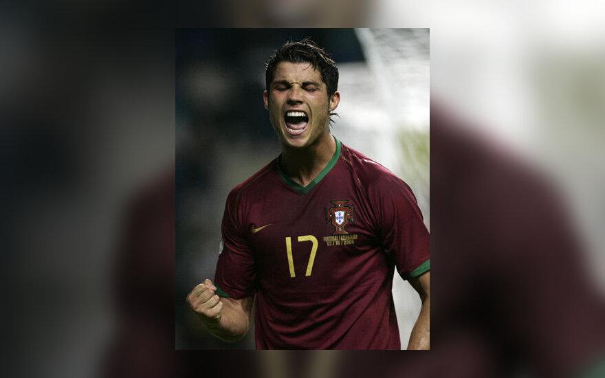 Cristiano Ronaldo (Portugalija)