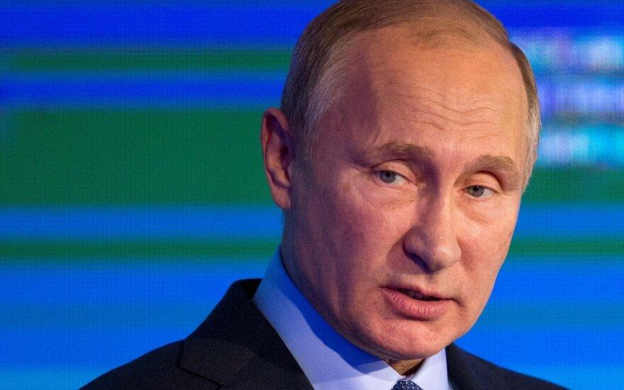 L. Kasčiūnas, V. Keršanskas. Putino melas - kaip kovoti?