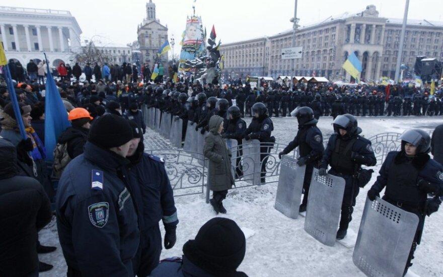 EP Ukrainai pasiūlė galimą išeitį iš situacijos