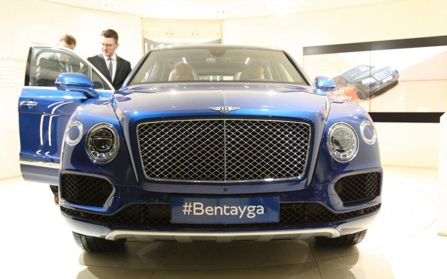 """""""Bentley Bentayga"""""""