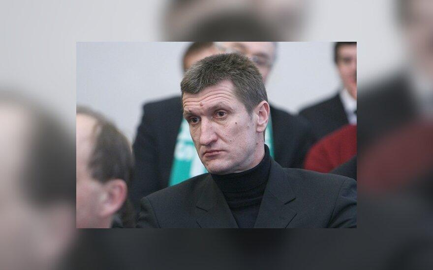 """""""Žalgirį"""" 2010-ųjų sezone į pergales ves I.Pankratjevas"""