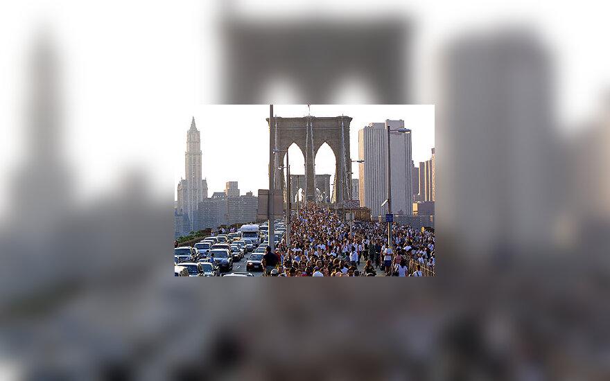 Niujorkas dingus elektrai