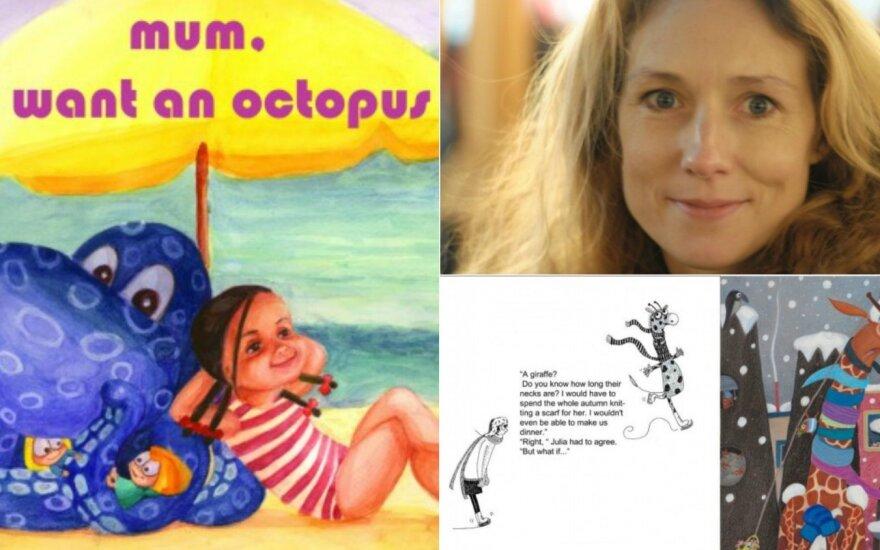 Lietuvių sukurta knygelė vaikams laukia pasaulinio pripažinimo