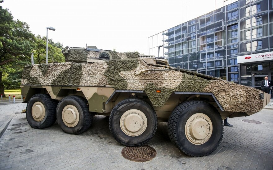 Parliamentary panel says nothing shady about Lithuania's AFV purchase