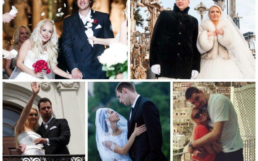 Įspūdingiausios 2013 metų vestuvės