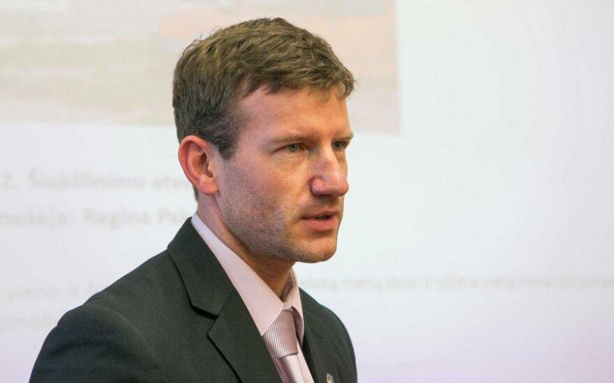 """M. Varaška. V.Tomaševskiui: LLRA """"nuopelnai"""" atsinaujinančių išteklių energetikoje"""