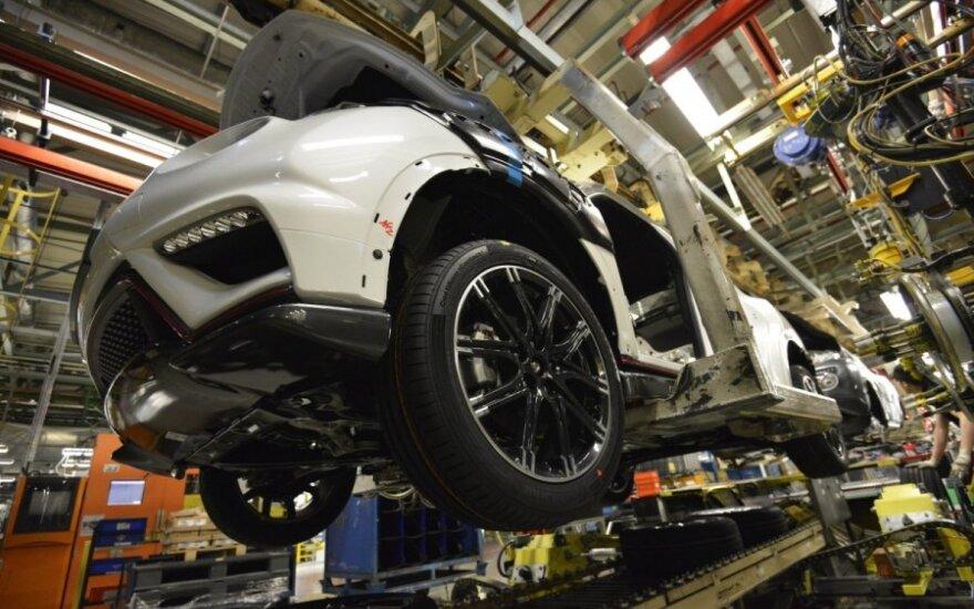 Nissan gamyba