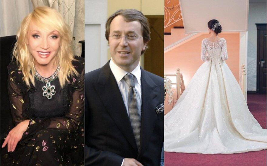 Buvęs Kristinos Orbakaitės mylimasis Ruslanas Baisarovas vedė 18-metę / Foto: Scanpix, Instagram