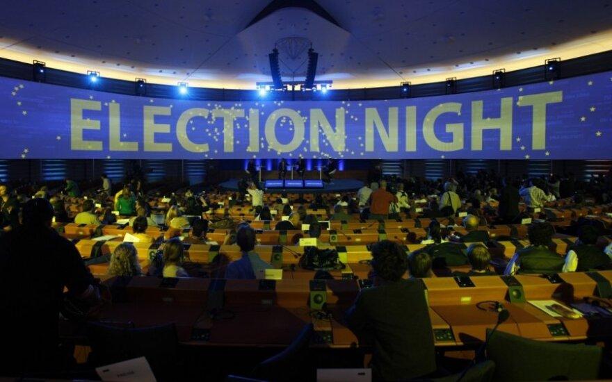 Europos politinės jėgos jau rikiuoja savo kandidatus į ES vadovybę