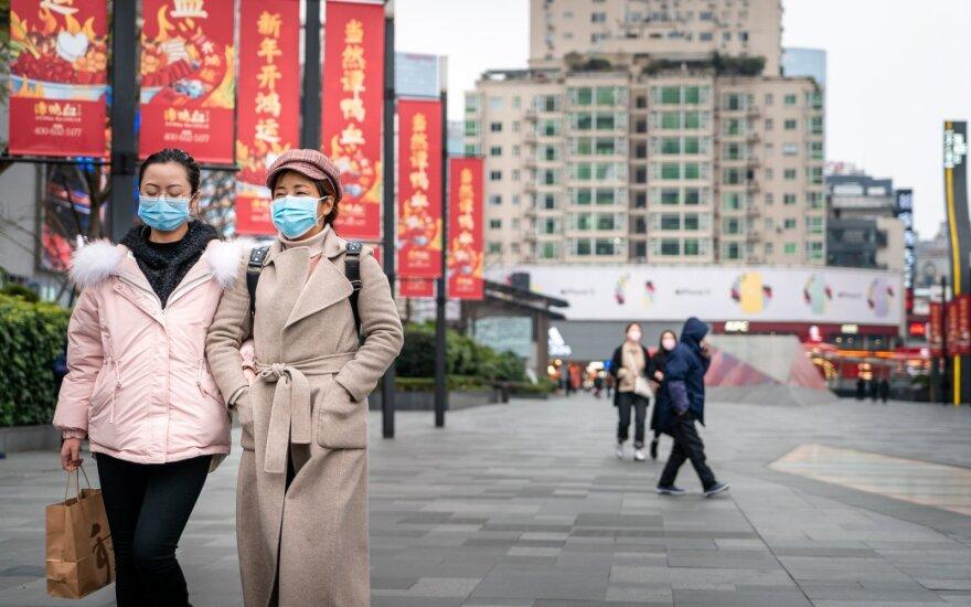EDF: Kinijos atominės jėgainės aušinimo sistemoje padaugėjo inertinių dujų