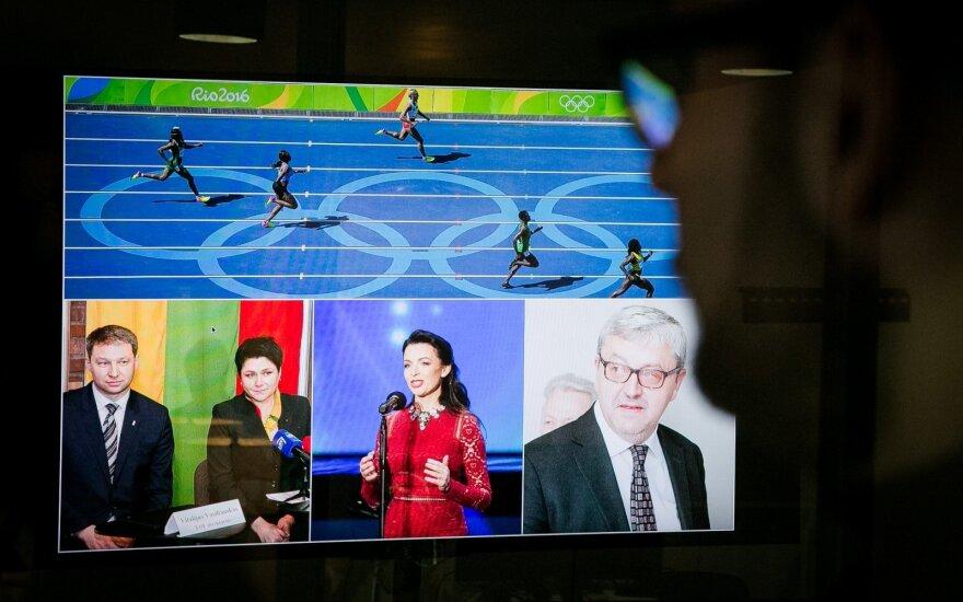 Olimpinių žaidynių transliacijos užminė mįslę