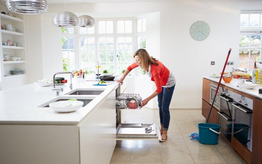 Virtuvės tvarkymas