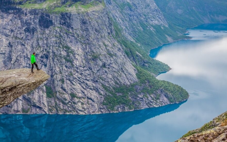 Šiurpi realybė gaubia populiarų turistinį objektą Norvegijoje