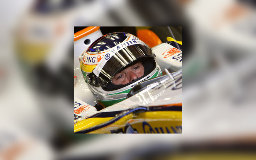 "Giancarlo Fisichella (""Renault"")"