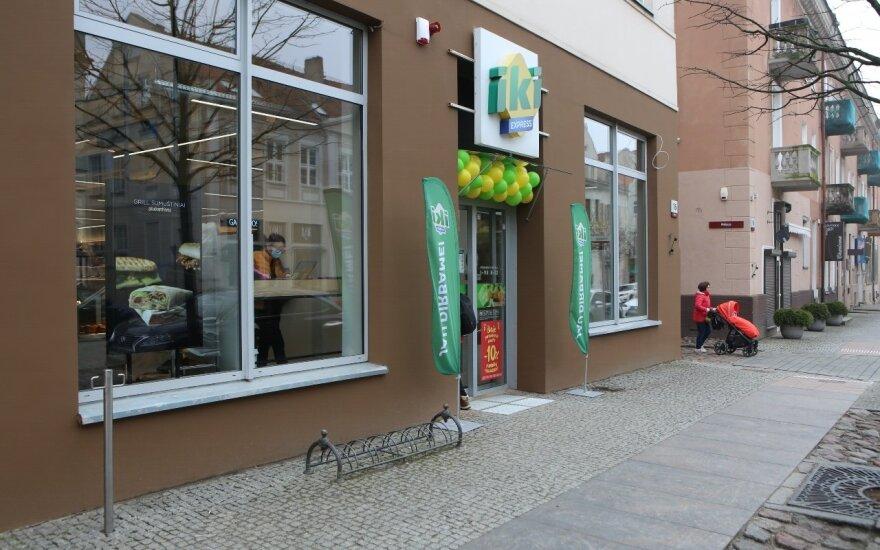 """""""Iki"""" atidarė pirmąją naujos koncepcijos parduotuvę Klaipėdoje"""