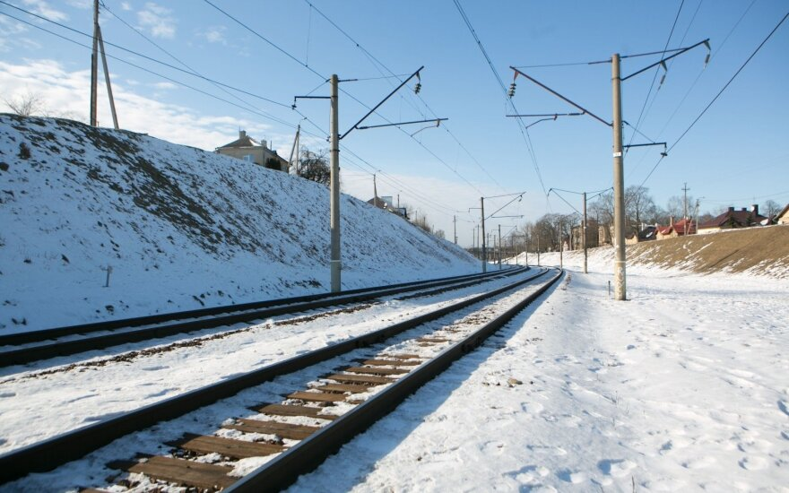 Lithuanian railway co to pay EC fine for removed Renge tracks