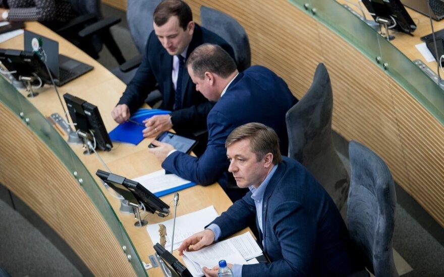 Seimas pritarė kontroversiškam siūlymui: įteisintas reikšmingos žalos vaiko sveikatai kriterijus