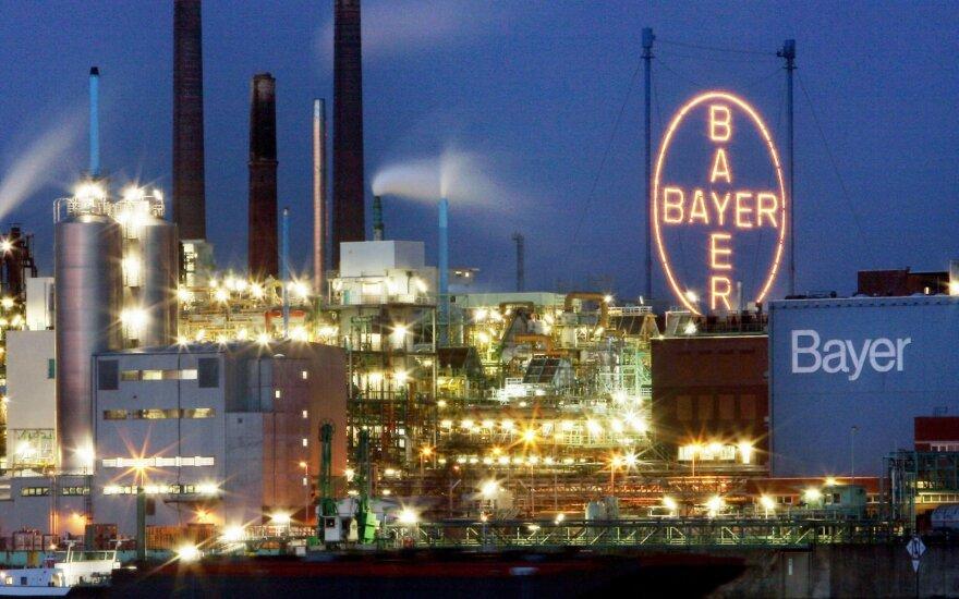 Bayer gamykla