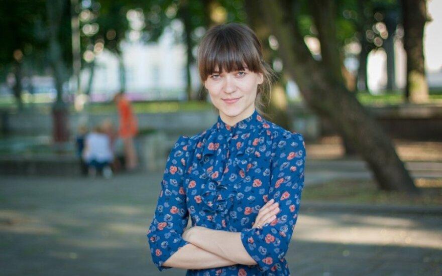 Radvilė Morkūnaitė-Mikulėnienė (Mindaugo Mikulėno nuotr.)